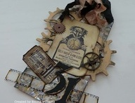 Created using The Artistic Stamper Stamps / Pins I love that have used the Artistic Stamper stamps :)