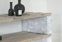 Houten pallets meubels