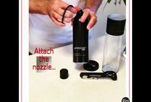 Preserve your opened wine bottle!