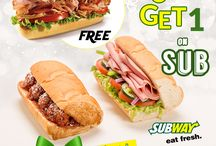 Subway Deals
