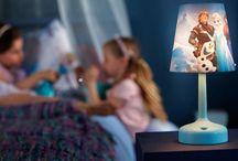 Disney Frozen Kinderlampen / Disney Frozen Kinderleuchten #Disney #Frozen #DieEiskönigin #völligunverfroren #Olaf #Elsa