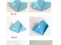 Origami - Hajtogatós
