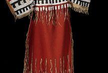 indiaans kleding