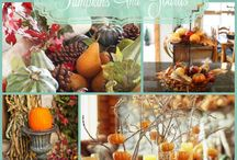 Fall Decorating & Fun!