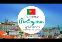 Magic Box autour de l'apprentissage du portugais / Epingles en vrac pour apprendre le portugais du Portugal ou du Brésil