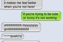 Humor - Autocorrects