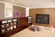 Playroom / by Lindsay Mick Watne | Denver Real Estate Agent