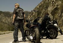 sons of anarchy / Alles van de tv Serie Sons of Anarchy