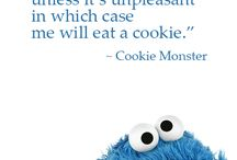 My baby cookie monster