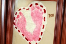 Hand/FootPrint Crafts