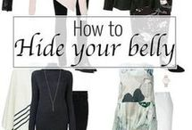 hide your belly