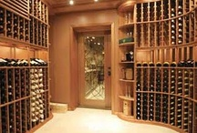 Wine Cellar with curved walls