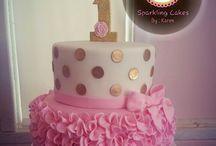 mia bday cake