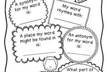 Vocabulary.