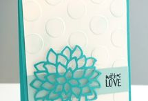 Stampin' Up! - Falling Flowers