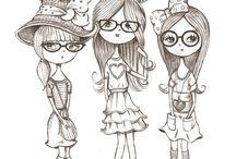 Les 3 filles
