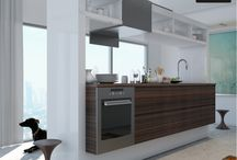 Würfel  Kitchen Types. / Have a look at the four kitchen types we offer, with differences in price and design we're sure you will be able to find something that suits your kitchen needs.
