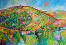 MELBURY & other hills