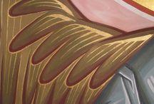 Архангелы, Ангелы, Серафимы, Херувимы