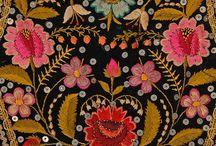 Pattern + colour