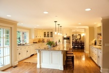 Kitchens / by Peggy Smith