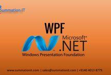 Hire C# WPF .Net Developers- Outsource WPF .Net Development-