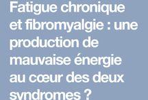SFC Syndrome de Fatigue Chronique