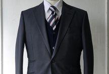 ネクタイ スタイリング