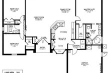 House Plan Ideas / by Jena Duckworth