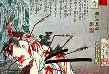 japan woodcut