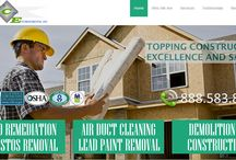 Constructions Website