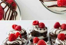Dessert/kager