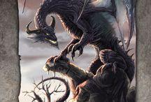 Dragões / dragoes