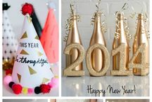 New Years Eve Ideas / Ideas for things to do for the whole family on New Years Eve