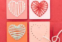 Valentine's Day Kid Crafts/Decor