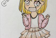 hoshi_chan_art