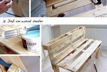 Palets / Muebles y mas +