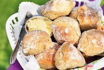 Bröd och bakning