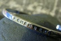 """Hope"" / Beautiful, inspiring jewelry from Toby and Max offering hope and encouragement. / by TobyandMax Jewelry"