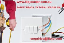 Professional Electrical Solutions Victorian / Contact Lilojo Electrical Solutions Pty at 1300 558 346 for Complete Electrical Solutions.
