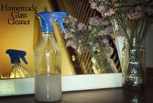 Homemade (DIY) Cleaning/Organizing Products / by Ivey Lynn