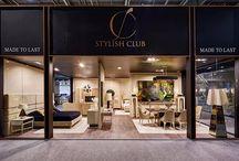 MAison & Object Paris -January 2016 / Exhibition Stand of Stylish Club at Maison & Objet Paris - January 2016.