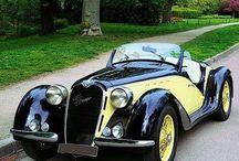 παλιά σπορ αυτοκίνητα