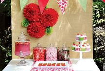Mesas dulces party chef