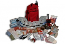Be Prepared! / Disaster preparedness. Camping gear.  / by Kinley McCaa
