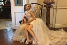 MINA KARAN / BRIDAL DRESS