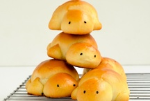Rolls and Bread <3