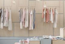 Шоурумы одежды