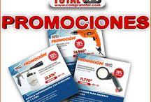 Promociones / Acá encontrará una serie de artículos en promociones sólamente con descuentos aplicables en CompraTotal.com