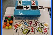 Montessori matematicas